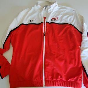 Mens nike XL dri-fit full zip jacket